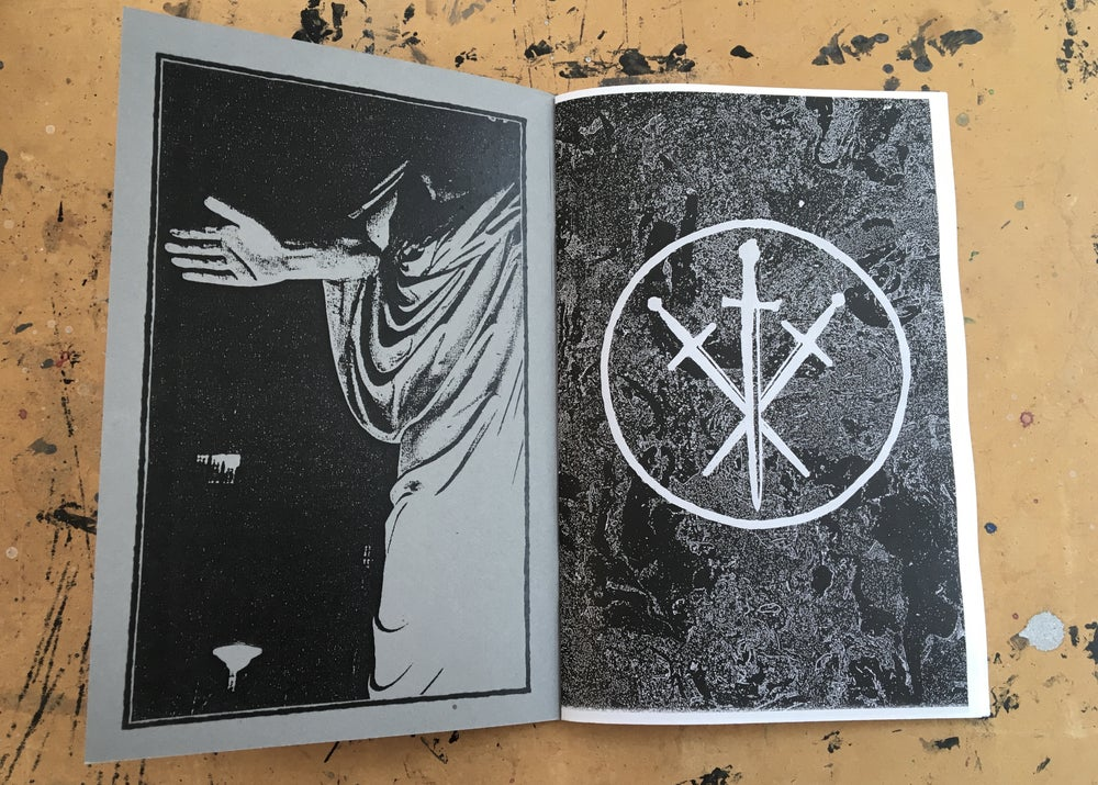 Image of HATE FUCK issue 17
