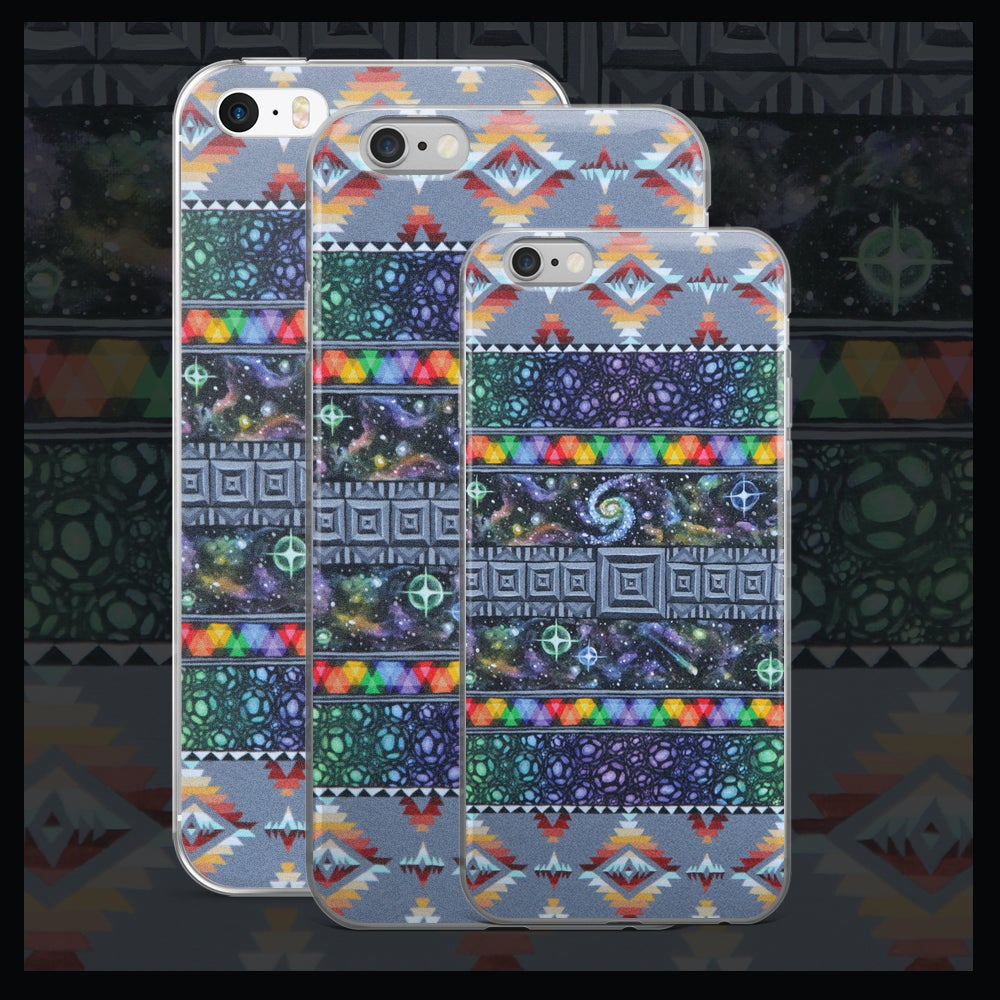 Image of 'Native End' iPhone Case