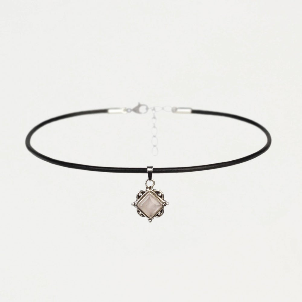 Image of LILY | Sterling Silver Choker