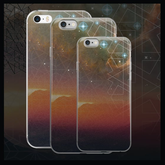 Image of 'Sacred Space' iPhone Case