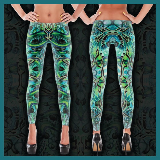 Image of 'Letting Go' Leggings