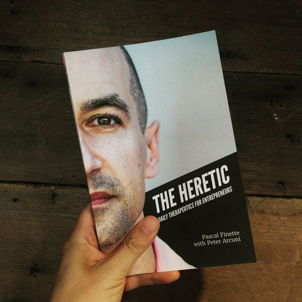 Image of The Heretic Book – SIGNED Copy