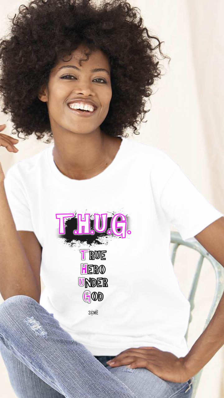 Image of THUG Pink
