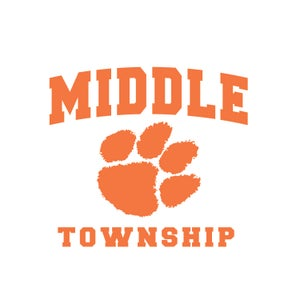 Image of Hooded Sweatshirt w/ Athletic Logo (Black)