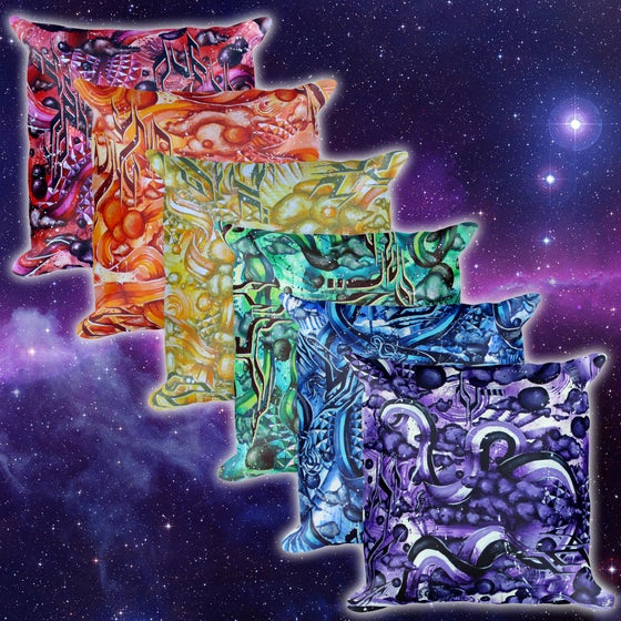 Image of 'Monochromatics' Pillow Set (6 pillows)