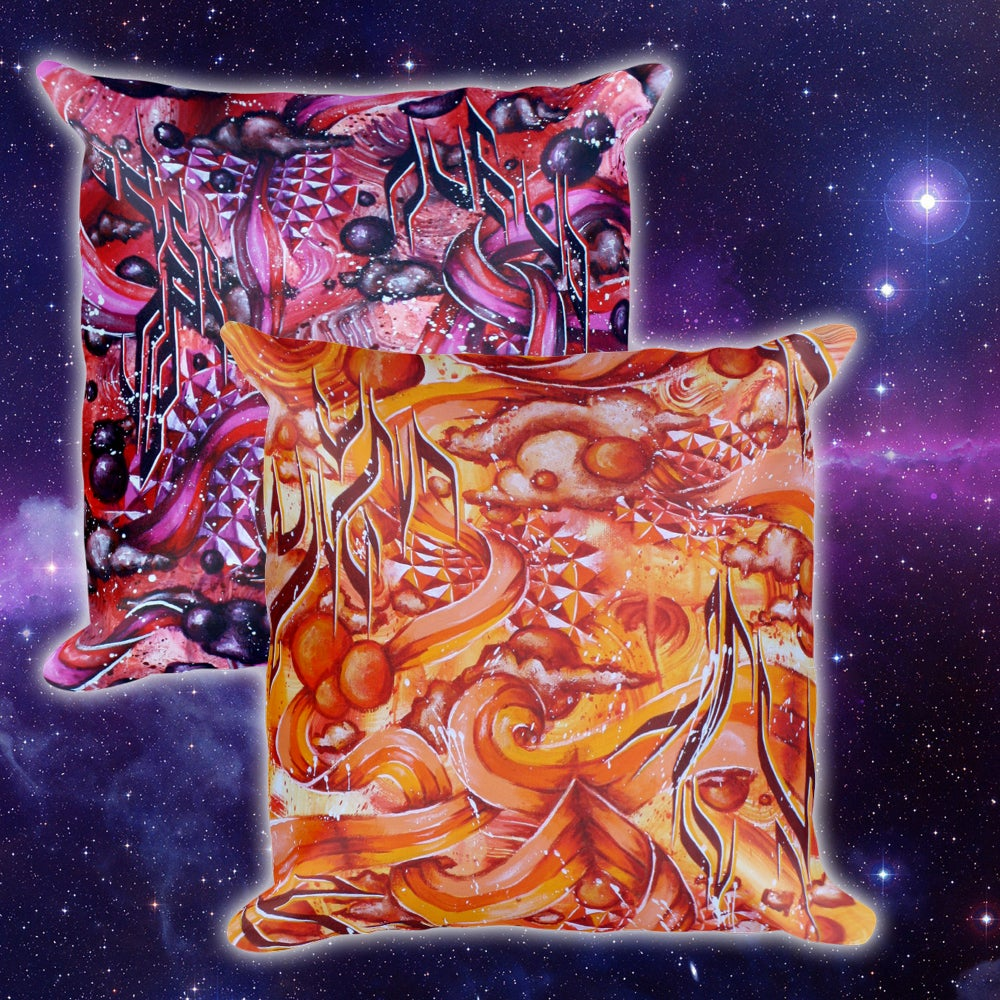 Image of 'Monochromatics' Pillow Set (6 pillows)