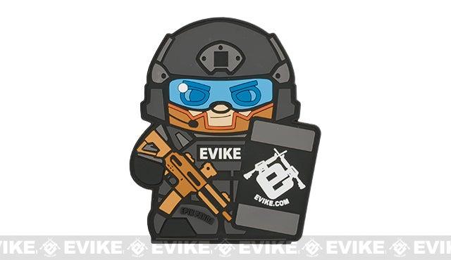 Image of Evike X Epik Panda Matt Patch (Custom)