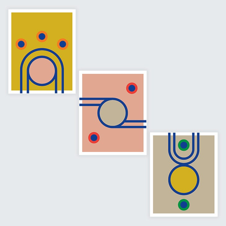 Image of Series 2: Set of 3