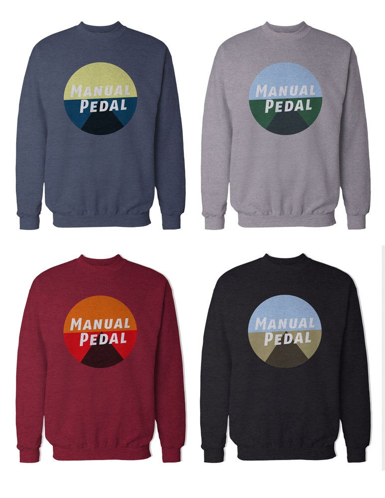 Image of Roads Sweatshirt