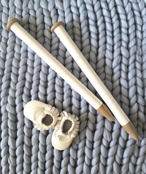 Image of WC Knitting Needles