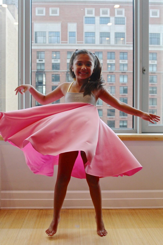 Image of Dizzy Dress® POP Pink