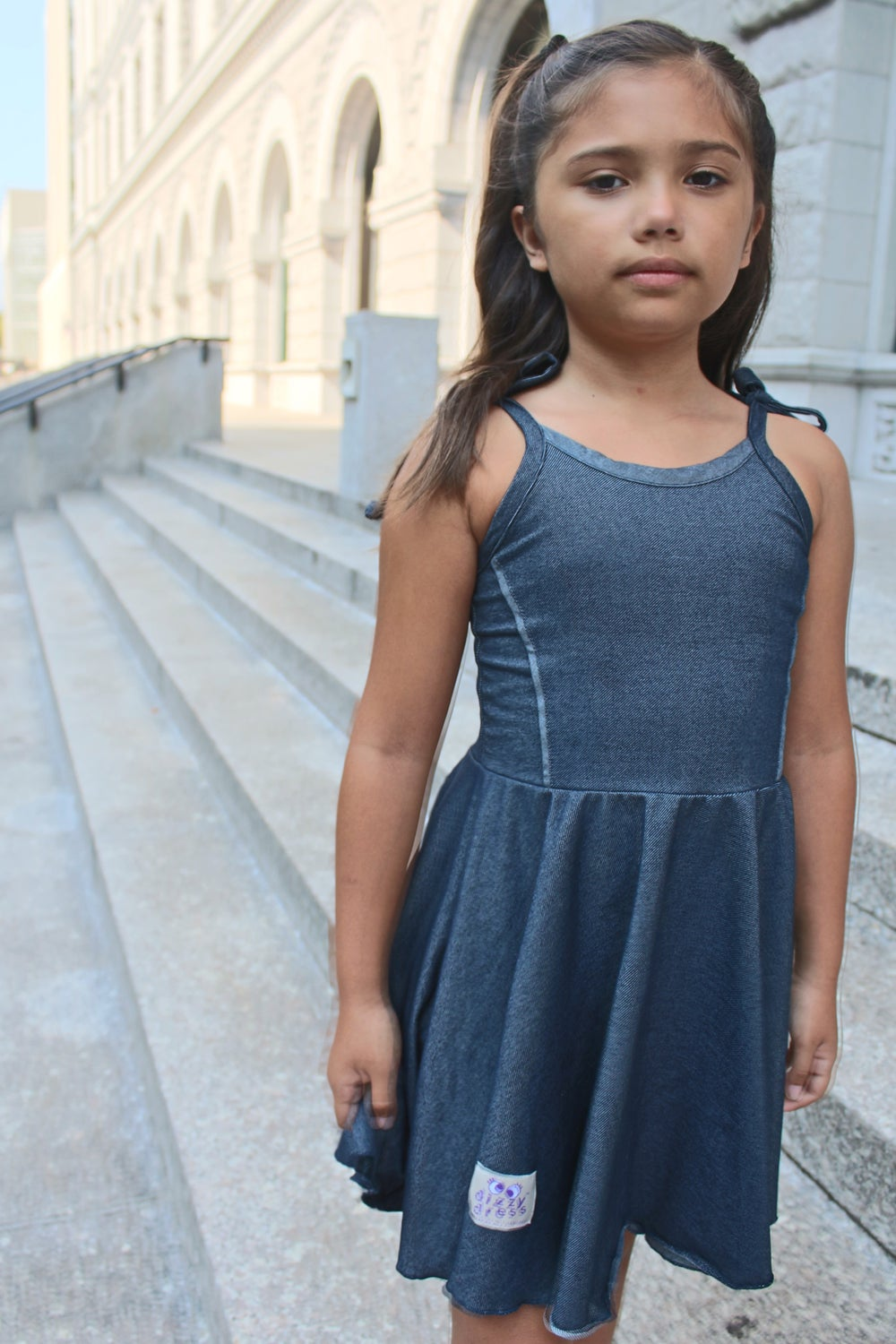 Image of Dizzy Dress® GO Indigo