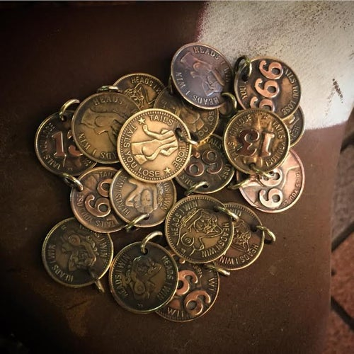 Image of Lucky Coin Pendants