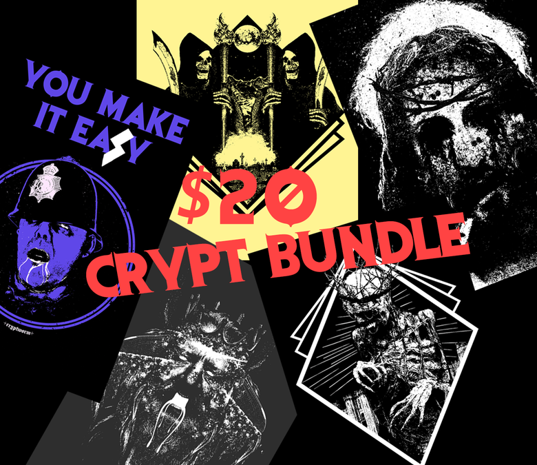 Image of Crypt Bundle