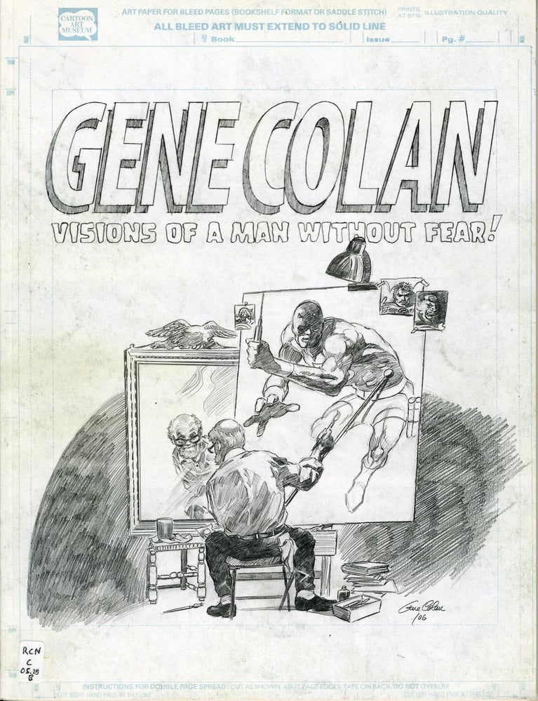 Image of Gene Colan: Visions of a Man Without Fear