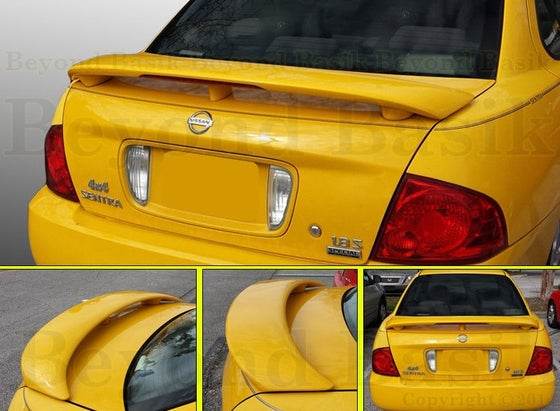 Image of (B15) 00-06 Sentra OEM style Rear Spoiler