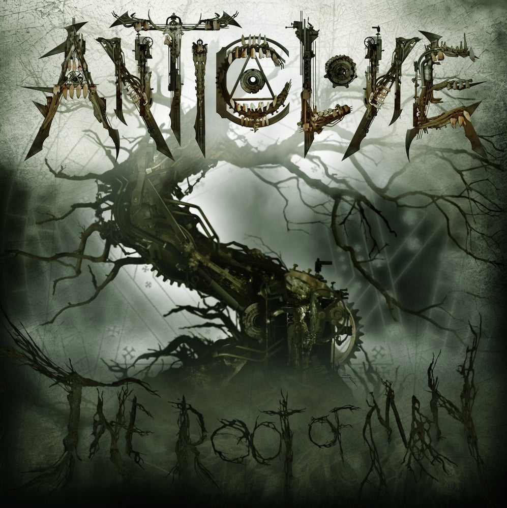 Image of Anti-Clone - The Root Of Man