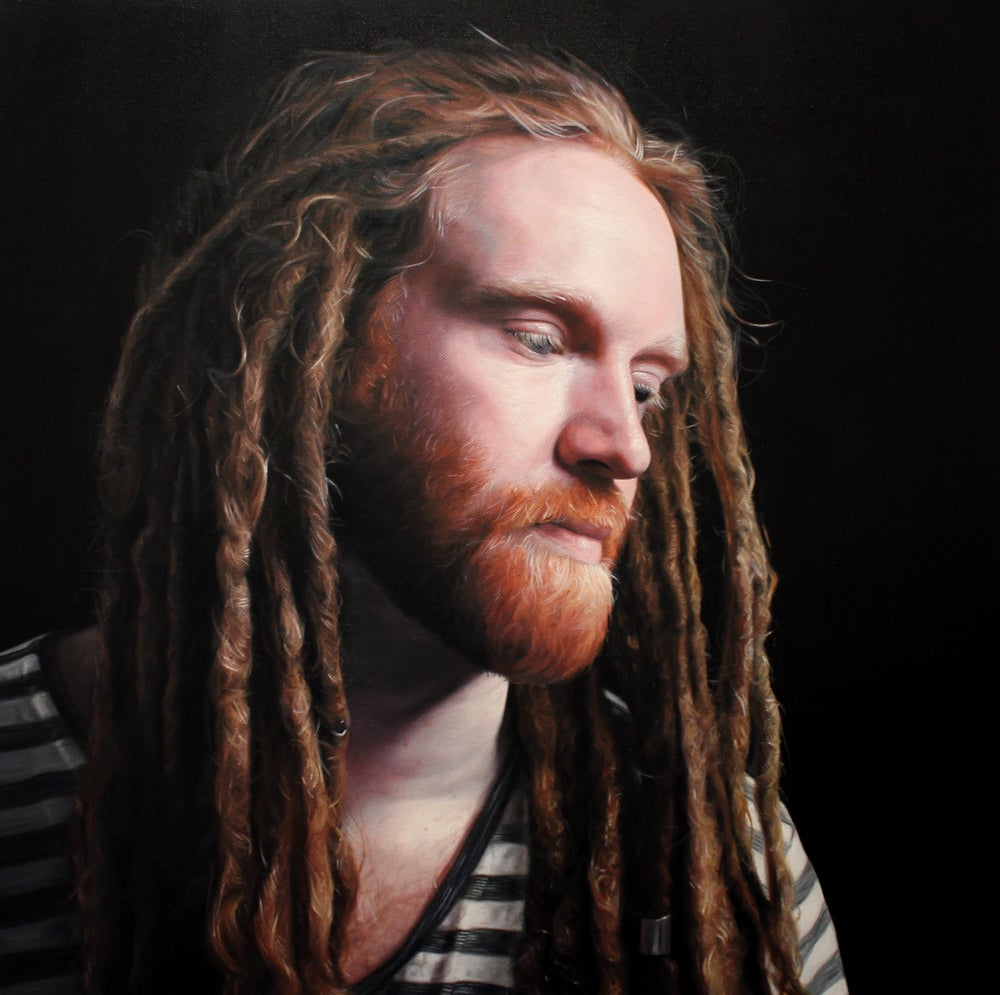 Image of Newton Faulkner // Limited Edition Print