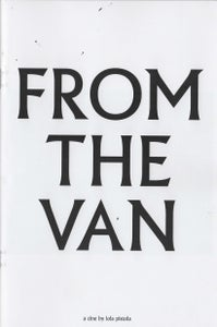 Image of FROM THE VAN