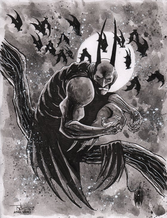 Image of TRIBUTE TUESDAY: BATMAN BLOODSTORM