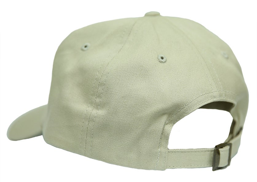 "Image of BBS ""Dad"" Hat - Stone"