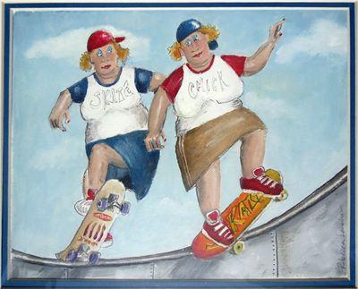 Image of Skate Chicks