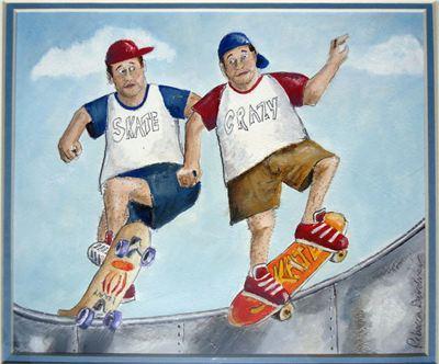 Image of Skate Crazy