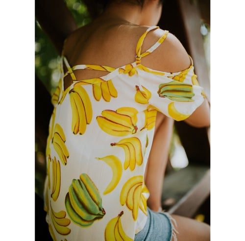 "Image of Blusa Top ""BANANA SPLIT"" (2Colores)"