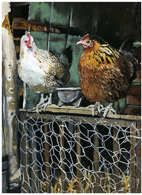 Image of Chicken Coop