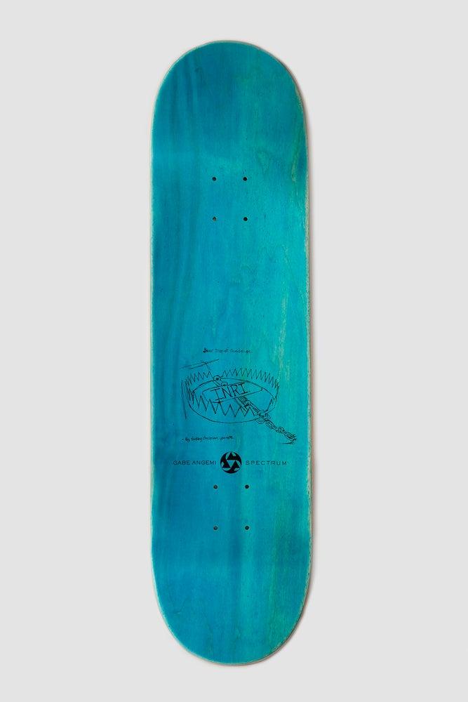 Image of Spectrum Skateboard Co. - Gabe Angemi deck