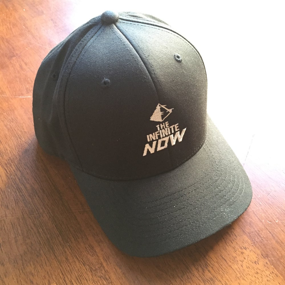 Image of THE INFINITE NOW hat