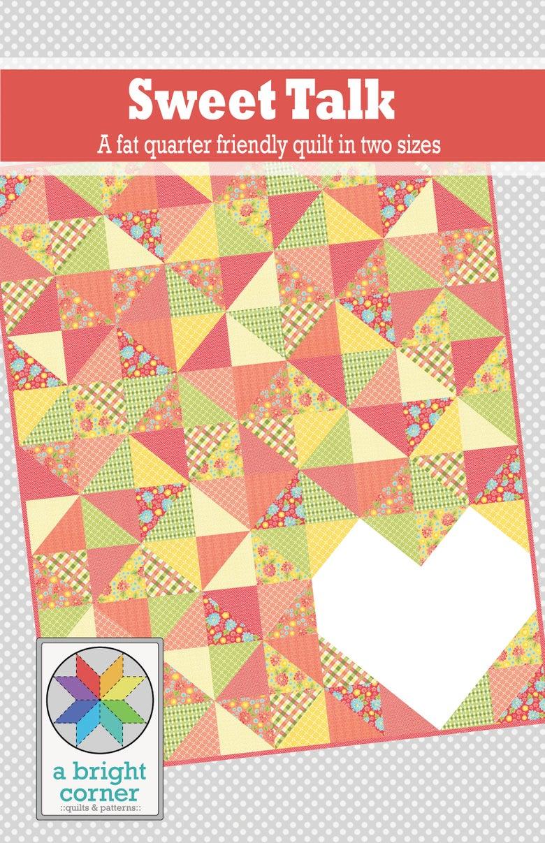 Image of Sweet Talk pattern-PDF Version