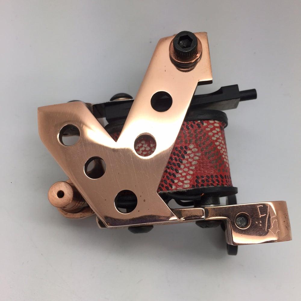 Image of  Copper V frame Liner