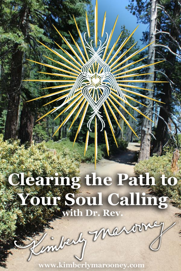 "Image of ""7"" Clearing the Path to Your Soul Calling Activation"