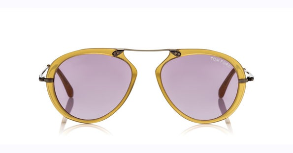 Image of TOM FORD TF473 Aaron Honey