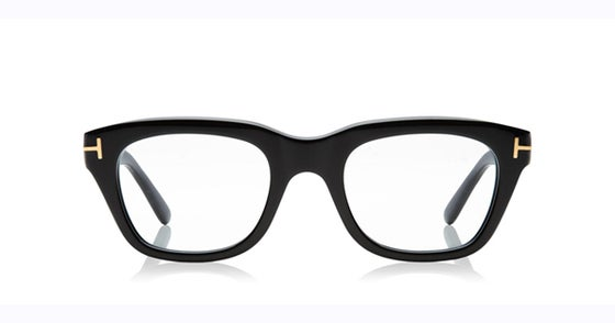 Image of TOM FORD TF5178 Classic Soft Square Black