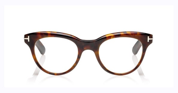 Image of TOM FORD TF5378 Round Optical Frame