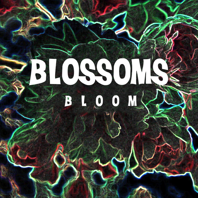 Image of Blossoms - Bloom EP CD Only (SOLD OUT)