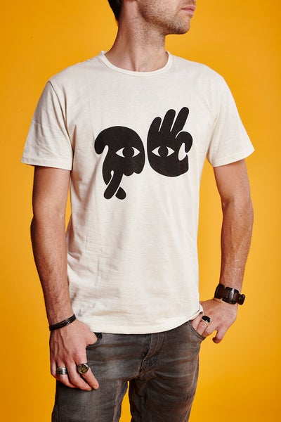 Image of T-shirt Made in France 100% Coton BIO _ MASQUE