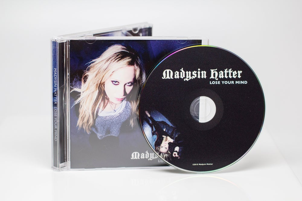 "Image of Madysin Hatter ""Lose Your Mind"" LP Album"