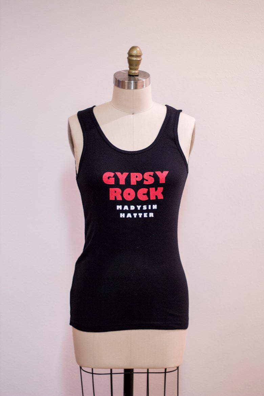 Image of Madysin Hatter GYPSY ROCK Tank Top