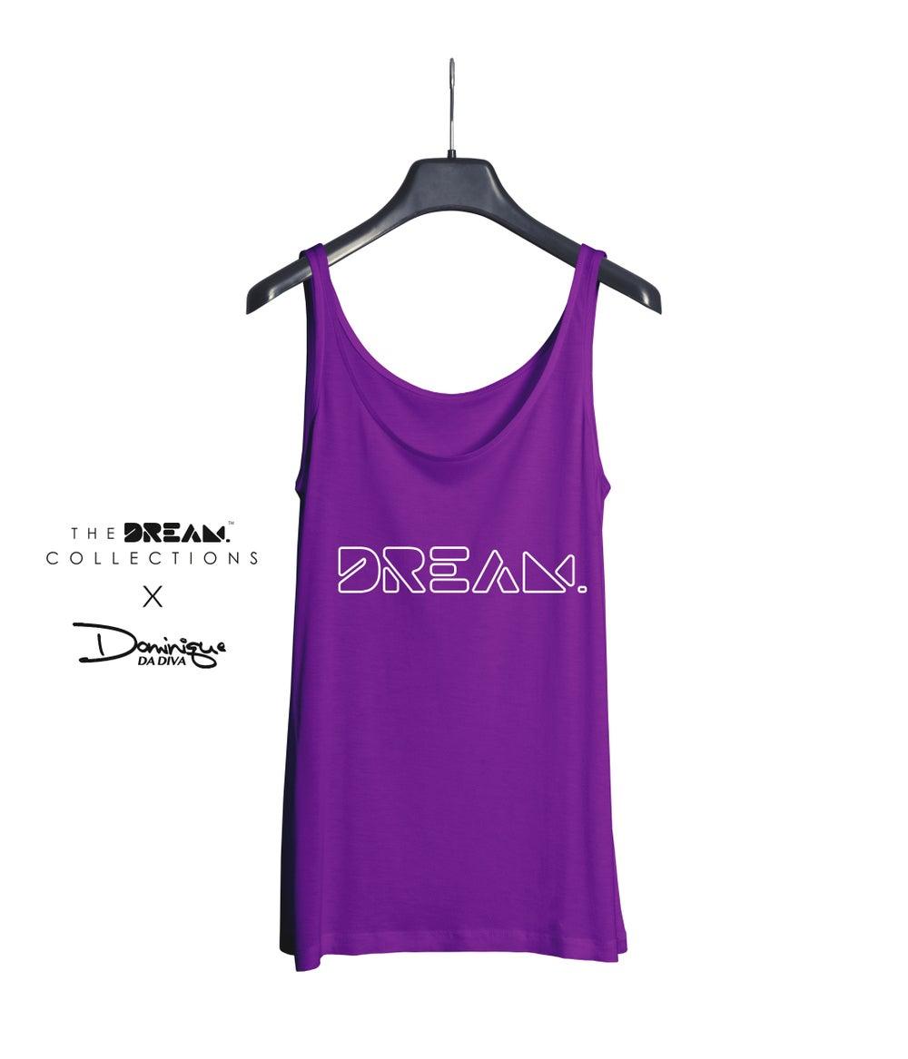 Image of Diva Dream Tank Top | Purple