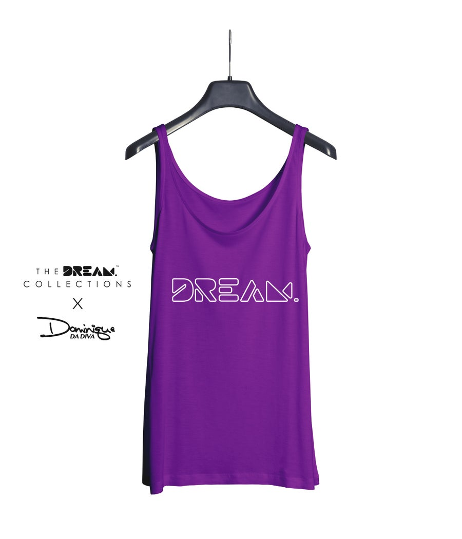 Image of Diva Dream Tank Top | Purple