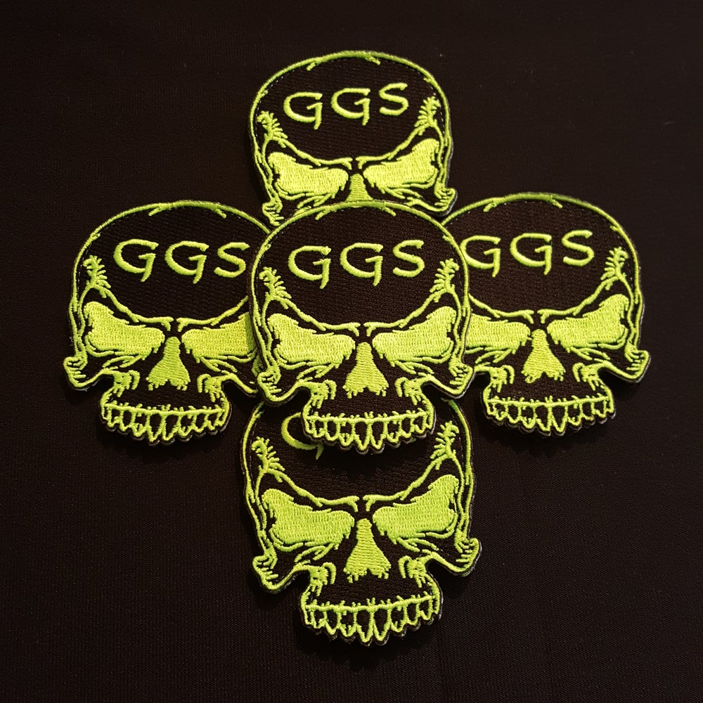 Image of GGS Skull Patch