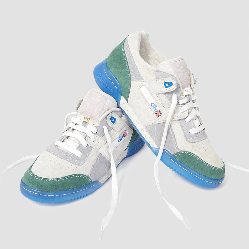 Image of Reebok X Garbstore Workout Lo Plus Warm Cool