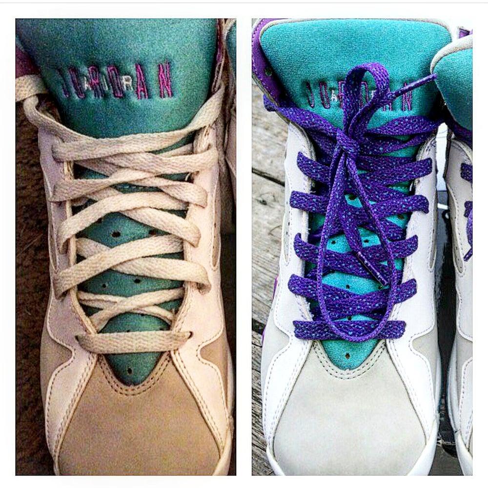Image of Exclusive Grapes LE Custom Shoe Laces