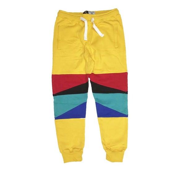 "Image of Originals x Mr Throwback Sweatpants ""Yellow"""