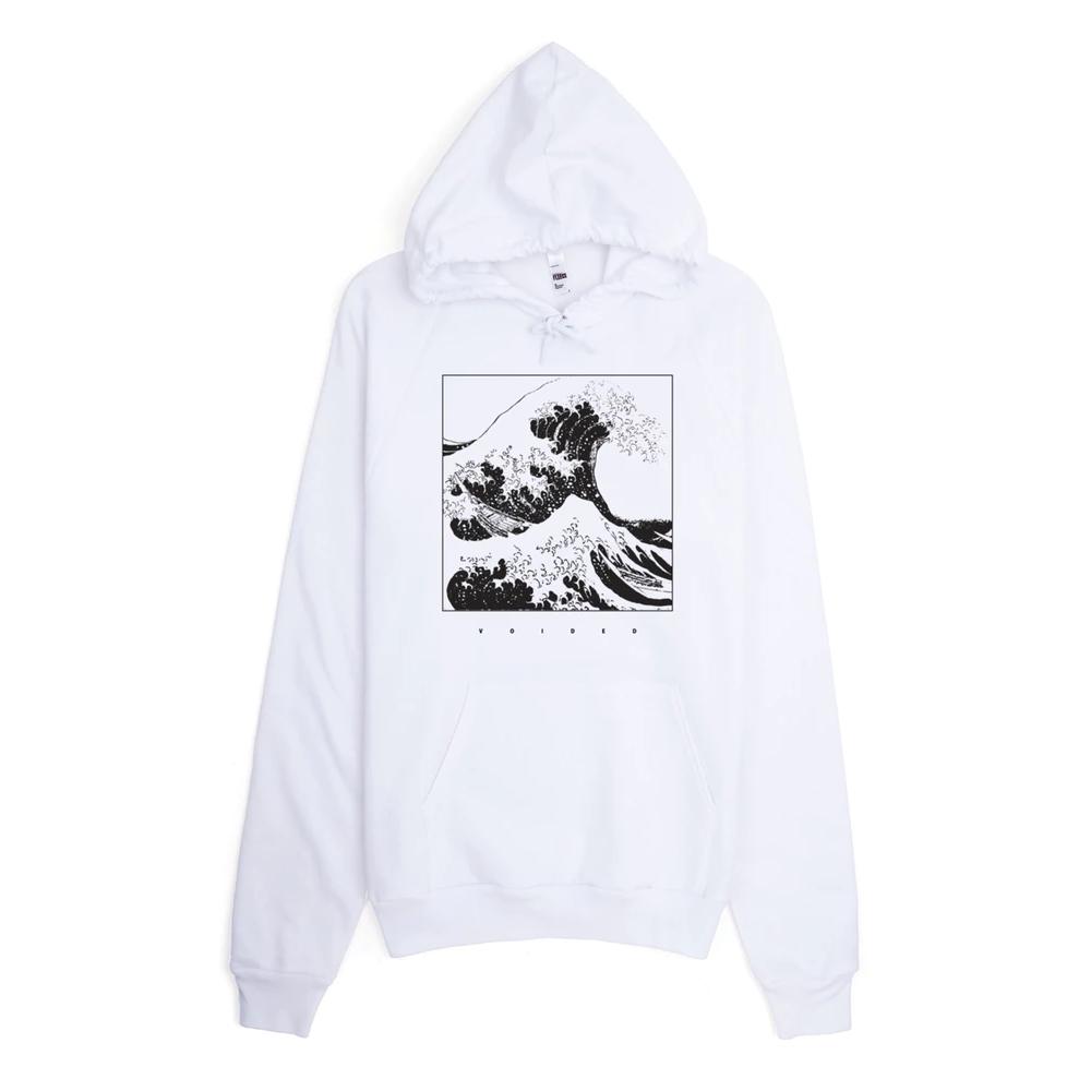 Image of kanagawa hoodie
