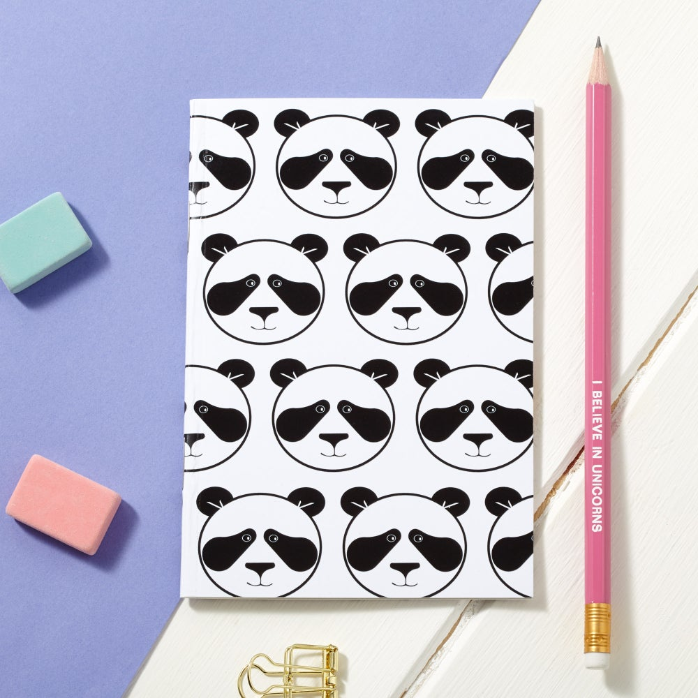 Image of A6 Mr Panda Notebook