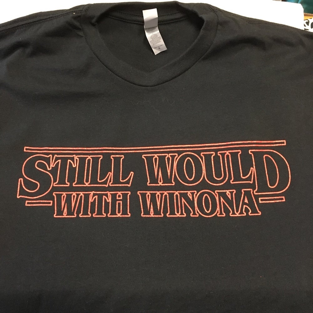 Image of Wino Forever - tshirt